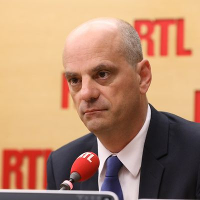 FRANCE : Le mythe BLANQUER (ministre de l'Education Nationale )