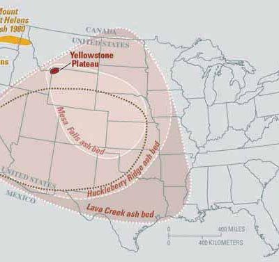 """USA : Les sismologues mettent en garde de l'éruption catastrophique """"imminente"""" de Yellowstone"""
