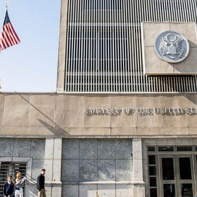 ALERTE - ISRAEL:...l'ambassade US à Jérusalem ouvrira en mai