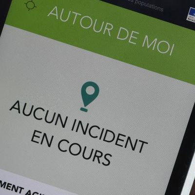 L'application SAIP, destinée à diffuser des alertes attentat, ne sera plus active à partir du 1er juin
