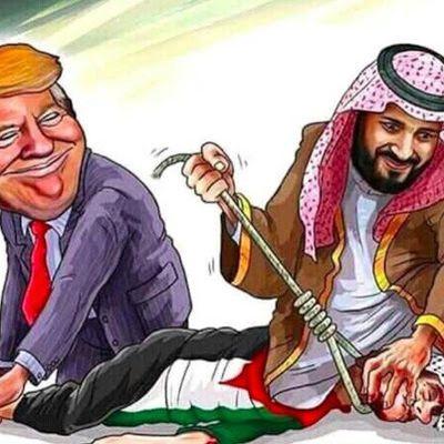 """Le """"Deal du siècle"""" verrait la disparition totale de la Palestine"""