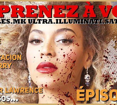 Parution d'une nouvelle série consacrée aux illuminati dans le show-bizz