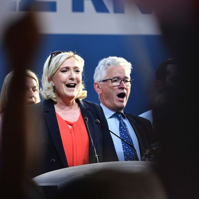Elections européennes : le Rassemblement national surpasse la majorité présidentielle en France