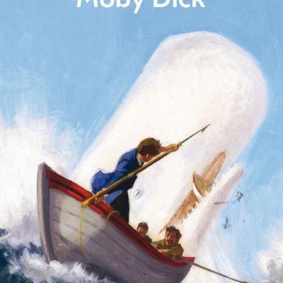 Moby Dick, édition abrégée, Livre de Poche Jeunesse, résumé détaillé par chapitre.