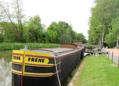 Le Canal de Berry - conférence le 24 mars avec Pierre Lemercier