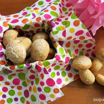 Biscuits Champignon, again!!