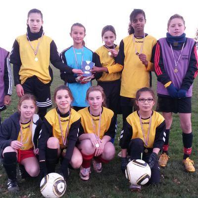 Championnat départemantal UNSS Football