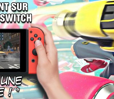 La Nintendo Switch est une tablette... et voici ses nouveaux jeux !