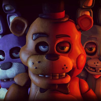 Five Nights at Freddy's le film live