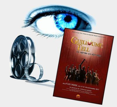 Reportage - Showcase Guillaume Tell, Le Musical
