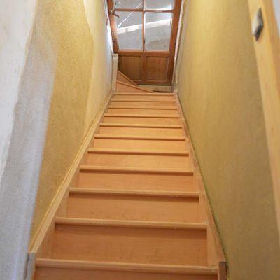 Nouvel escalier pour le grenier