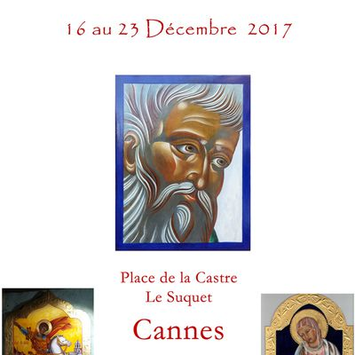 EXPOSITION D'ICONES A ND D'ESPERANCE