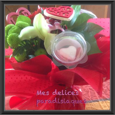 Mon bouquet fleuri