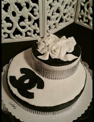 Le layer cake Chanel