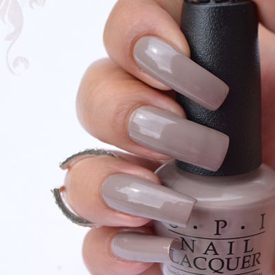 OPI - Iceland bottle of OPI ( Collection automne 2017 )