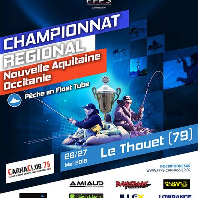 Compétition float-tube de Thouars 2018