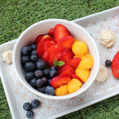 Salade de fruits gourmande. {Battle Food #61}