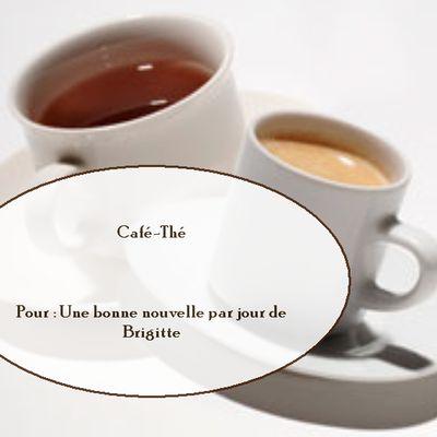 Les participations au Café Thé n° 122 - Vos prochaines vacances...