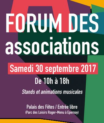 Forum des associations à Epernay