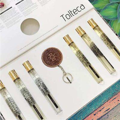 Parfums naturels et vegan de haut gamme grâce à la marque Tolteca