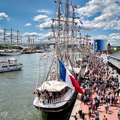 Armada 2019 : Les bateaux, les quais, la foule...
