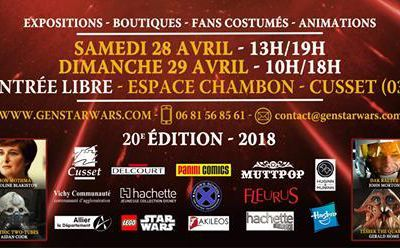 GENERATIONS STAR WARS 20 EME EDITION
