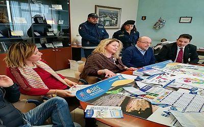 Rifiuti, cala la differenziata e si corre ai ripari: Ferraioli e D'Aniello presentano la campagna di sensibilizzazione