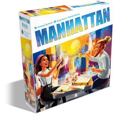 Manhattan de Andreas Seyfarth