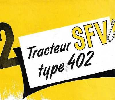 PUBLICITÉS : SOCIÉTÉ FRANÇAISE VIERZON 402