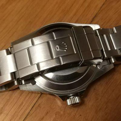 Clasp Codes / Codes des bracelets Rolex