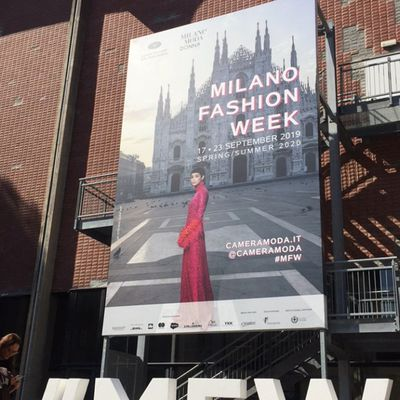 Milan fashion week Emerging Talent