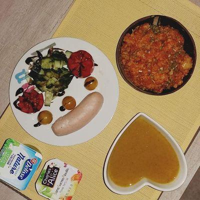 Curry de chou fleur et lentilles corails