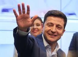 Un nouveau   président pour  l'Ukraine