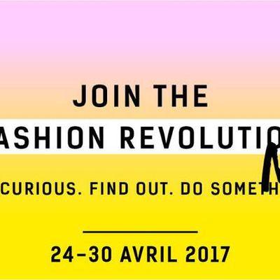 Fashion Revolution 2017