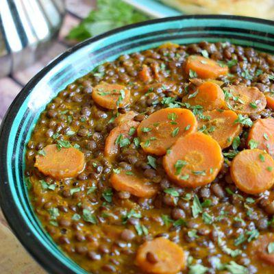 L'3dess - [Lardess] Lentilles à la Marocaine