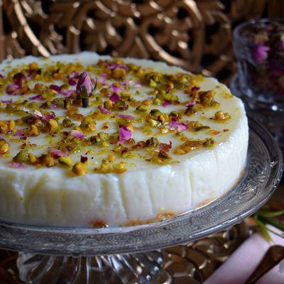 Aïch al Saraya - recette Libanaise