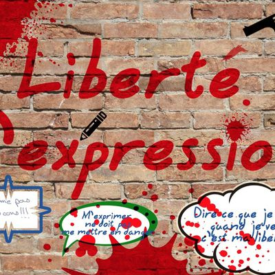 Draw on monday #18 - Liberté d'expression