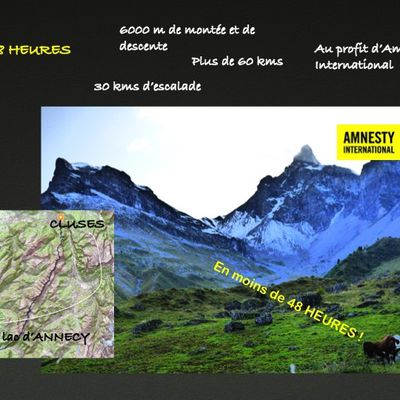 48 heures pour Amnesty International !