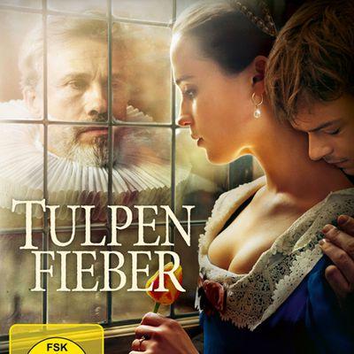 Tulpenfieber (Film mit u.a. Alicia Vikander, Christoph Waltz und Judi Dench)