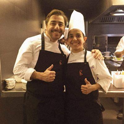 Angelica Locantore endulza a los foodies del mundo