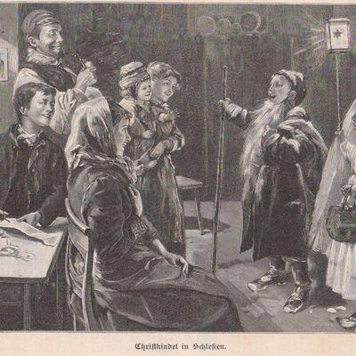 """Qu'est-ce que ce """"Christkindel"""" ?  Qui est le Christkindel (Enfant Jésus) qui donne le nom au marché de noël de Strasbourg ?"""