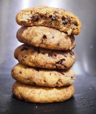 The Real American Cookies  au Thermomix