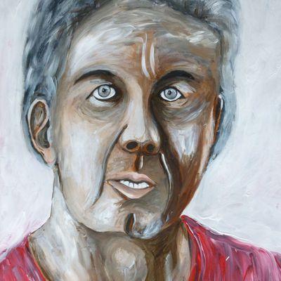 Autoritratti, Selbstporträt