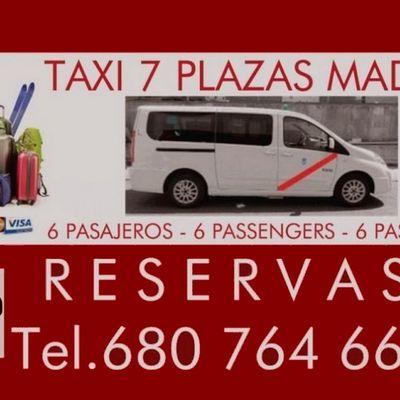 Taxi Ensanche de Vallecas