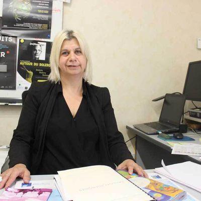 Sophie Jousse, programmatrice d'événements culturels
