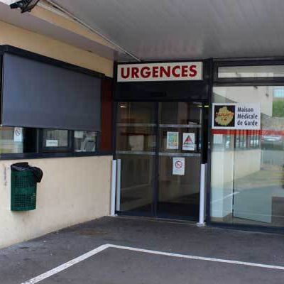 Info Centre Hospitalier (Urgences)