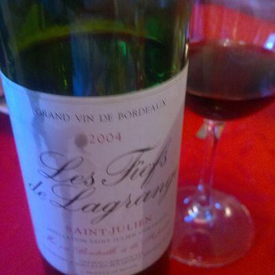 Bordeaux, Les Fiefs de Lagrange, Saint-Julien, 2004