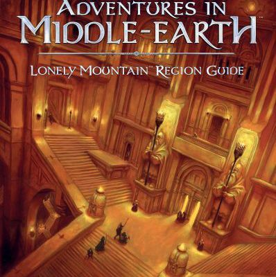 Adventures in Middle-Earth : Lonely Mountain Region Guide