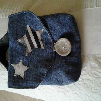 DANS MA COLLECTION POCHETTE JEAN!!!!
