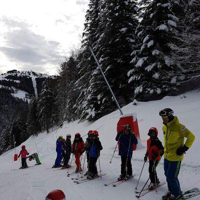 Sortie Sam. 13 Jan. 2018 Ecole de ski AX BONASCRE